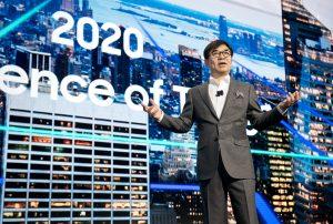 Hyunsuk Kim, Head of Consumer Electronics (CE) Division
