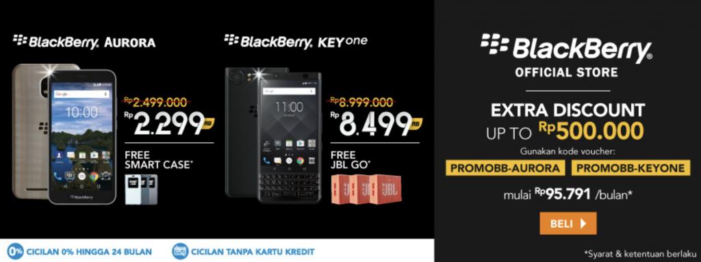 Promo BlackBerry