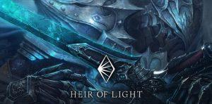 game online 2018 Heir of light