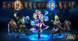 game MOBA pengganti Mobile Legend