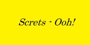 Aplikasi Screts Ooh!