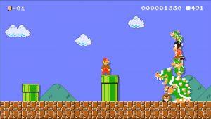 Game Mario Bros menjadi game jadul yang melegenda dibandingkan game zaman now