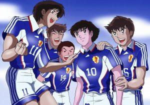 Kapten Tsubasa menjadi Game Sepak Bola di Android yang punya fans tersendiri.