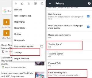 Tips Agar Hp Tak Terus Dipantau Google