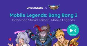 Coba LINE Stiker Mobile Legends: Bang Bang 2 Gan!