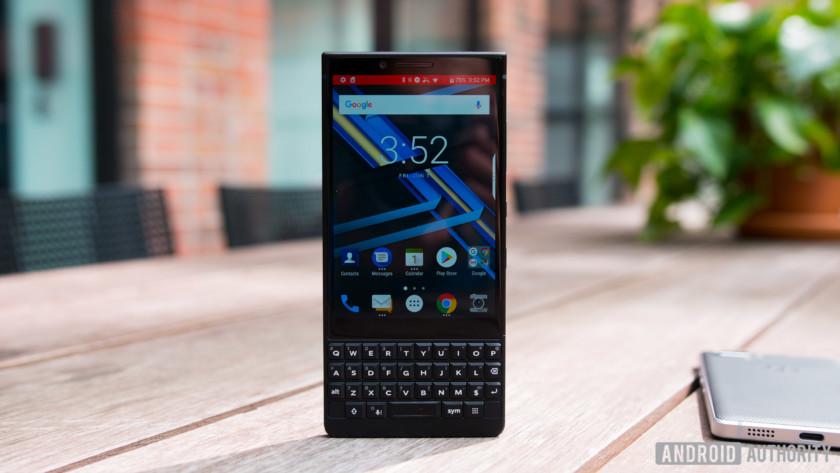 Di Jerman BlackBerry Coba Bangkit dari