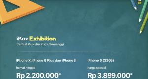 fanboy Apple, ibox exhibiton