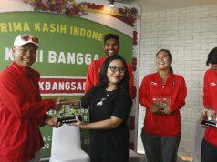 GO-JEK Beri Apresiasi Layanan Gratis Satu Tahun kepada Atlet Indonesia Peraih Medali Emas