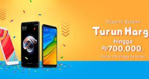 7 Hp Xiaomi Ini Turun Harga Gan! Buruan Beli Sebelum Keabisan Gan!