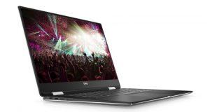 Dell XPS 15 2-in-1, Sangat Tipis dan Juga Kuat