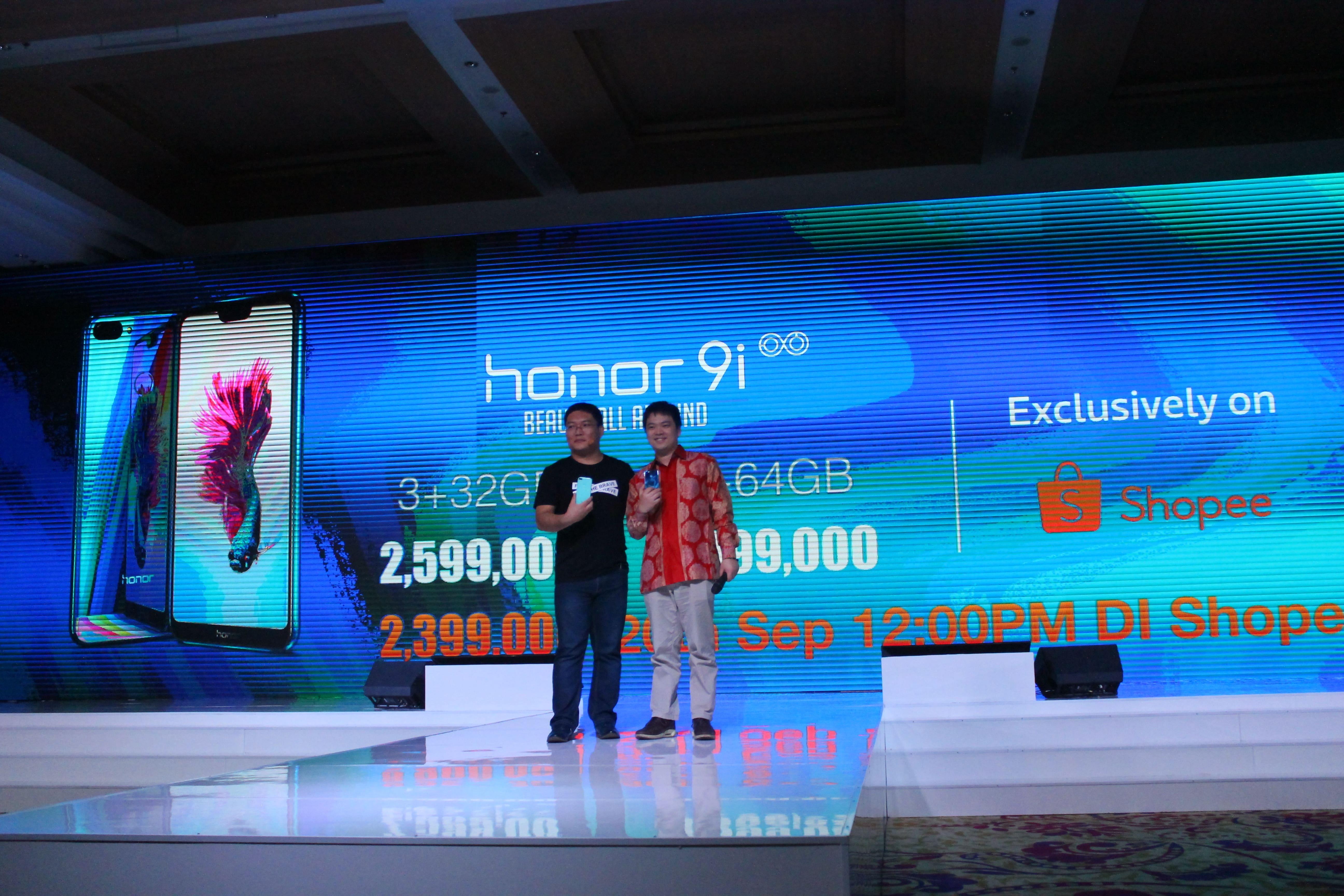Flash Sale Honor 9i Hari Ini Jam 12 Siang Cuma Rp2.399.000 Aja!