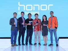 KLY Media Group Kerjasama dengan Honor dalem Peluncuran 9i