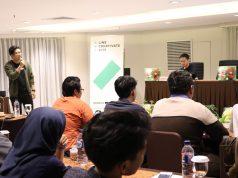 LINE Indonesia Kembali Hadirkan Chat Bot di Ajang LINE CREATIVATE 2018