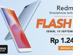 Flash sale Xiaomi Redmi 6A