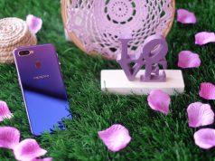 "Suka Warna ""Janda""? OPPO F9 Starry Purple Udah Melenggok di Indonesia"