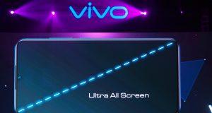 Vivo V11 Pro Usung Layar Ultra All Screen Berdesain 3D