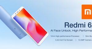 Xiaomi Redmi 6A Udah Ada di Blibli.com Gan!