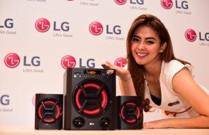 LG XBOOM LK72B