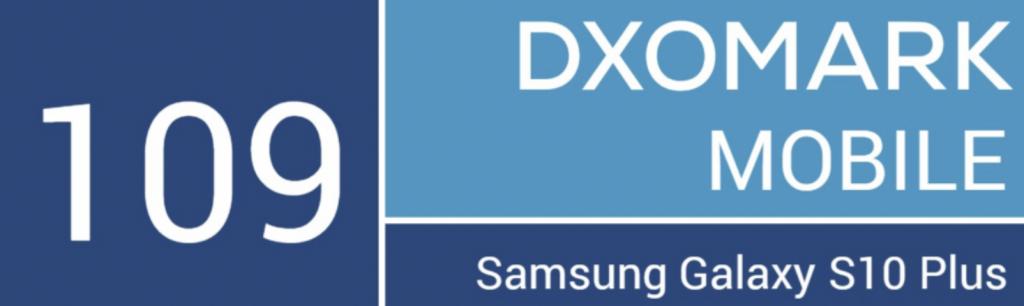 DxOmark Samsung Galaxy S10 kamera belakang