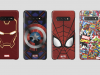 Casing Marvel limited edition