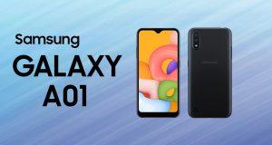 Samsung Galaxy A01 Terbaru