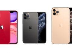 daftar hp iPhone terbaru desember 2019