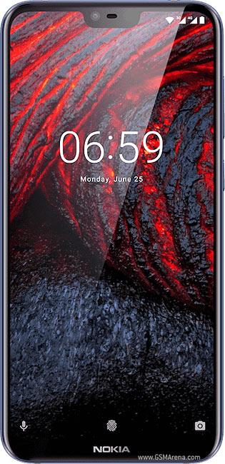 Daftar harga hp nokia terbaru : Nokia 6.1 Plus