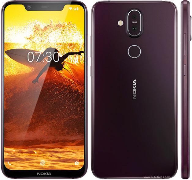 Daftar harga hp Nokia terbaru : Nokia 8.1