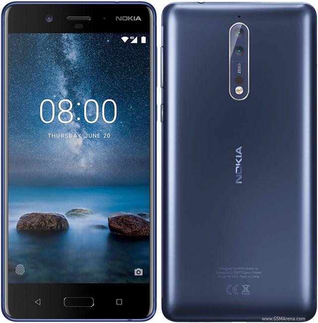 Daftar harga hp Nokia terbaru : Nokia 8