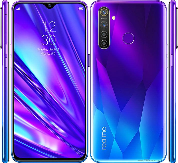 Daftar harga hp realme terbaru desember 2019: Realme 5 Pro
