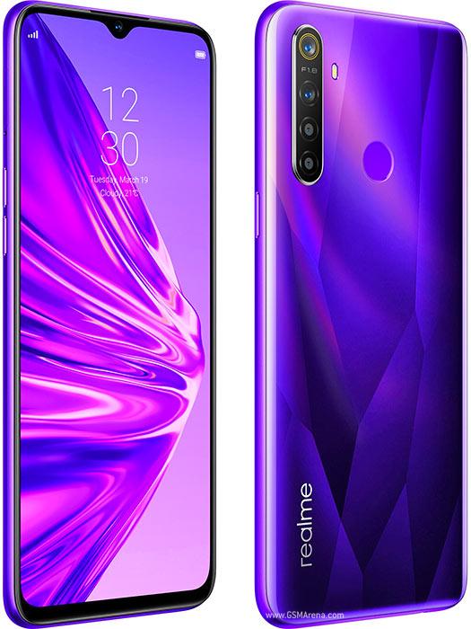 daftar harga hp realme terbaru desember 2019 : Realme 5