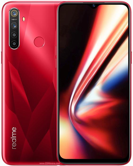 Daftar harga hp realme terbaru desember 2019 : Realme 5S
