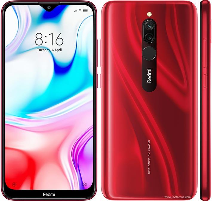 Spesifikasi Xiaomi Redmi 8