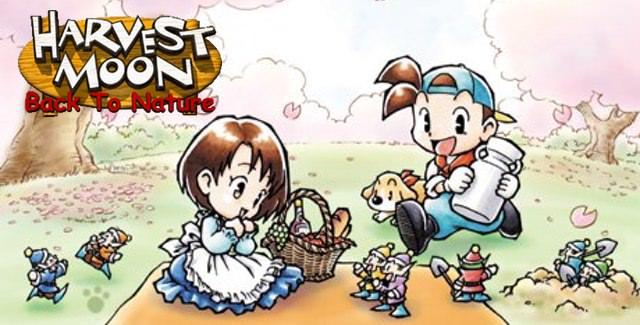 game PS1 Terbaik: Harvest Moon