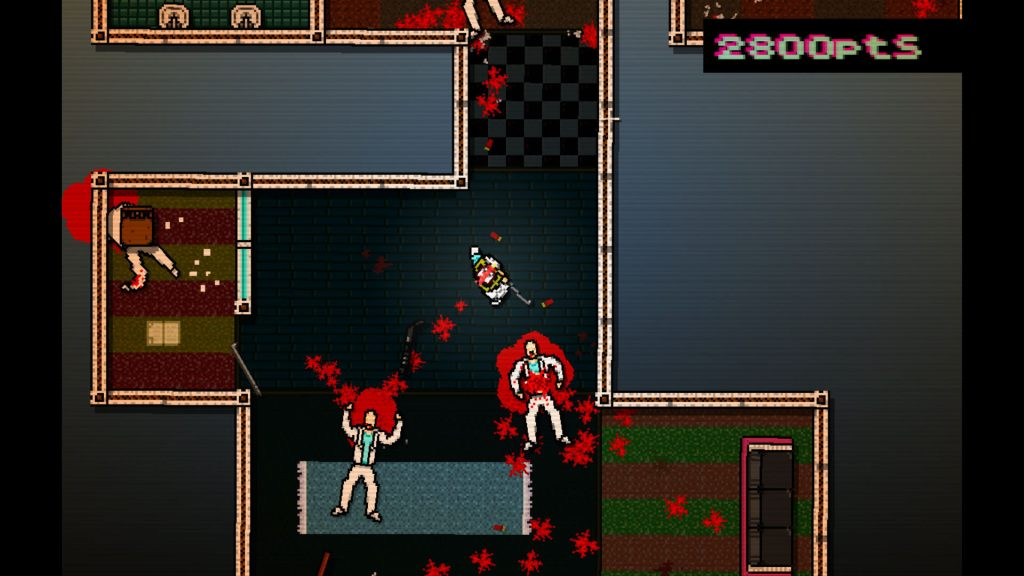 game pc ringan: Hotline Miami