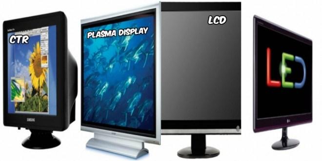 Jenis-jenis monitor