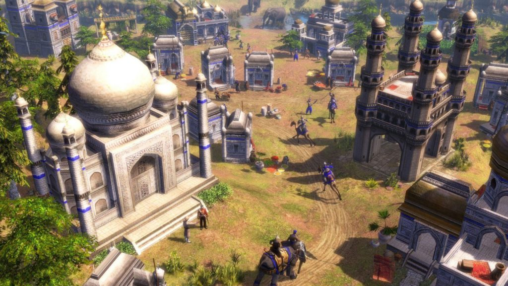 game PC ringan: Age Of Empires III