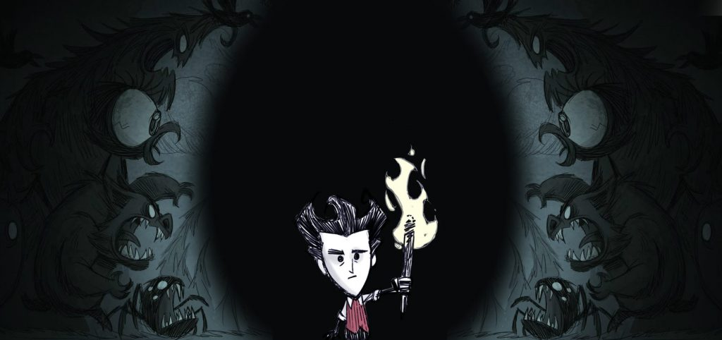 game pc ringan: don't starve
