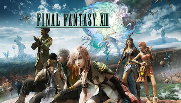 game PS1 Terbaik: Final Fantasy