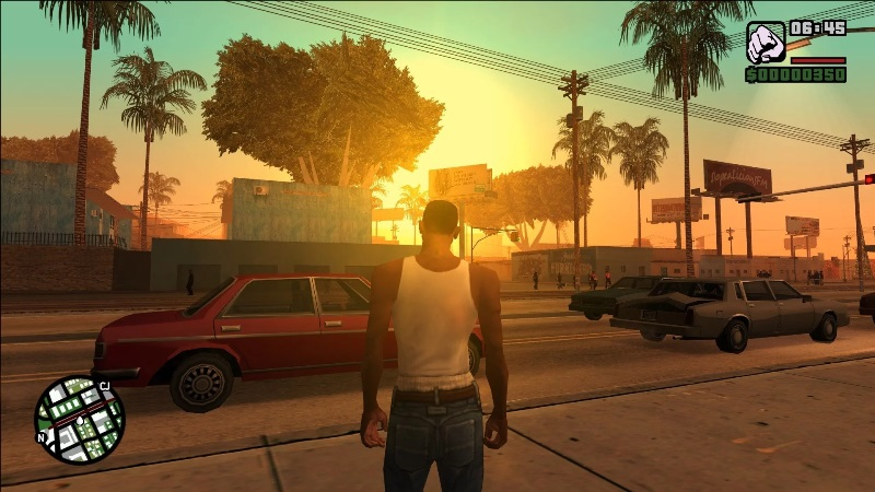 game pc ringan: GTA San Andreas