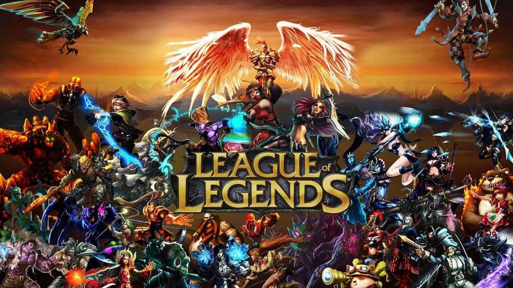 Game PC Ringan: League Of Legends