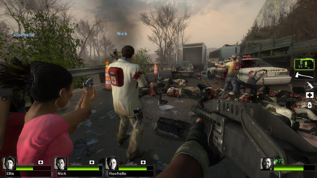 game pc ringan: left 4 dead 2