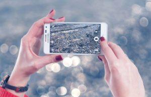 cara mengatasi foto buram pada smartphone
