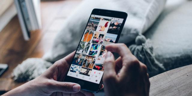 cara mencari filter instagram story