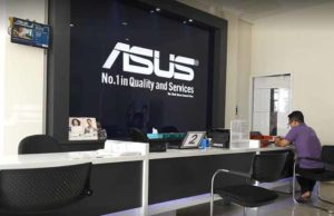 Service center ASUS Indonesia