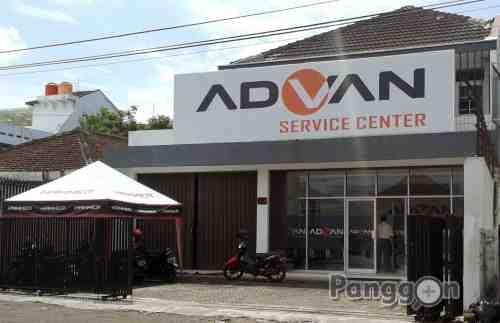 service center advan indonesia