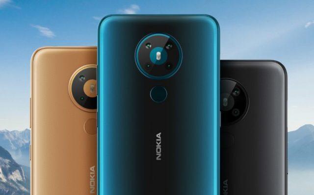 harga dan spesifikasi Nokia 5.3