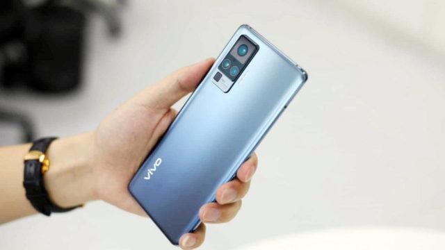 spesifikasi dan harga hp Vivo X50 Series