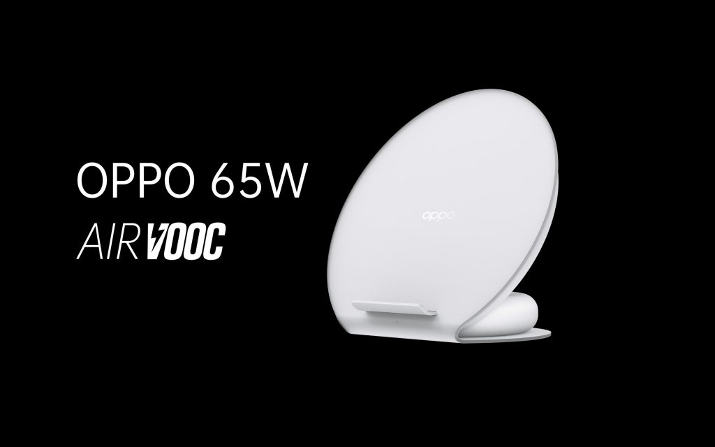 Teknologi pengisian cepat: Oppo 65W Wireless Flash Charge