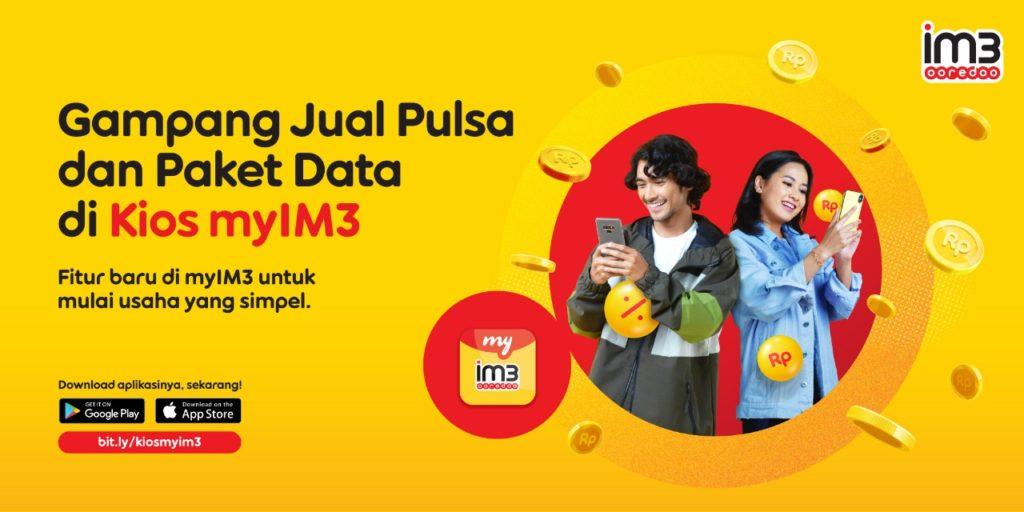 program kios myIM3 Indosat